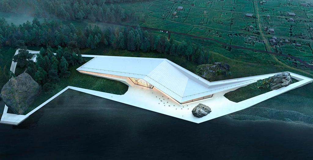 Фото:Ad Hoc Architecture