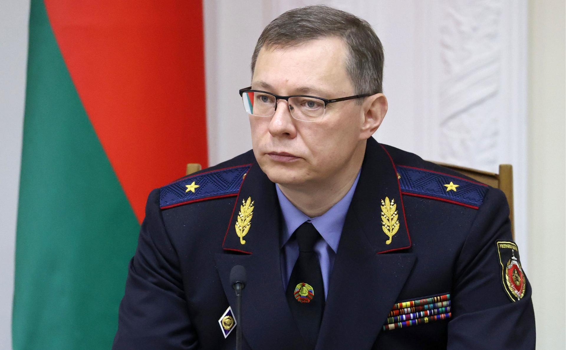 Фото:Максим Гучек / БелТА / ТАСС