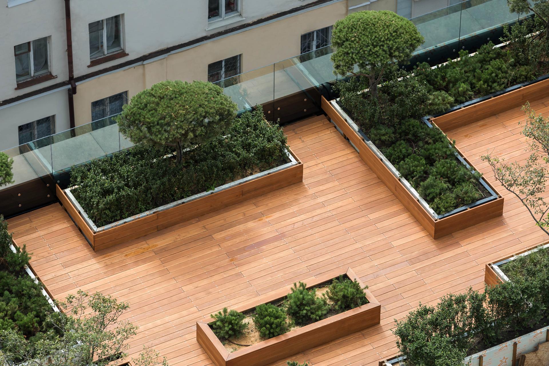 Террасы вошли в топ-3 дополнительных характеристик квартиры, на которые покупатели обращают внимание при выборе жилья