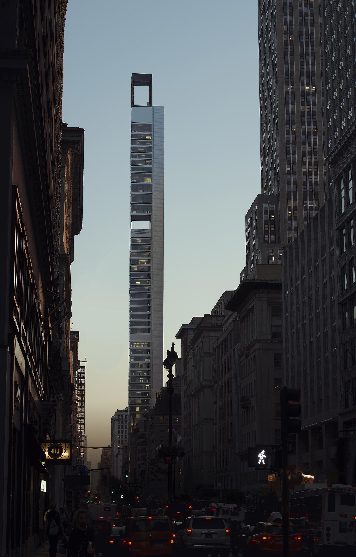 Жилой небоскреб 262 Fifth Avenue