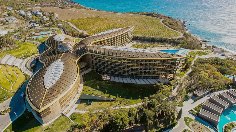 Отель «Mriya Resort & Spa»