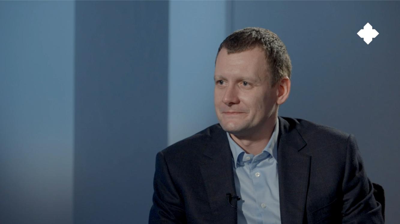 Интервью с Виктором Николаевым