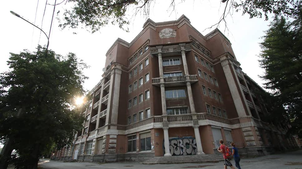 """Здание гостиницы """"Мадрид"""""""