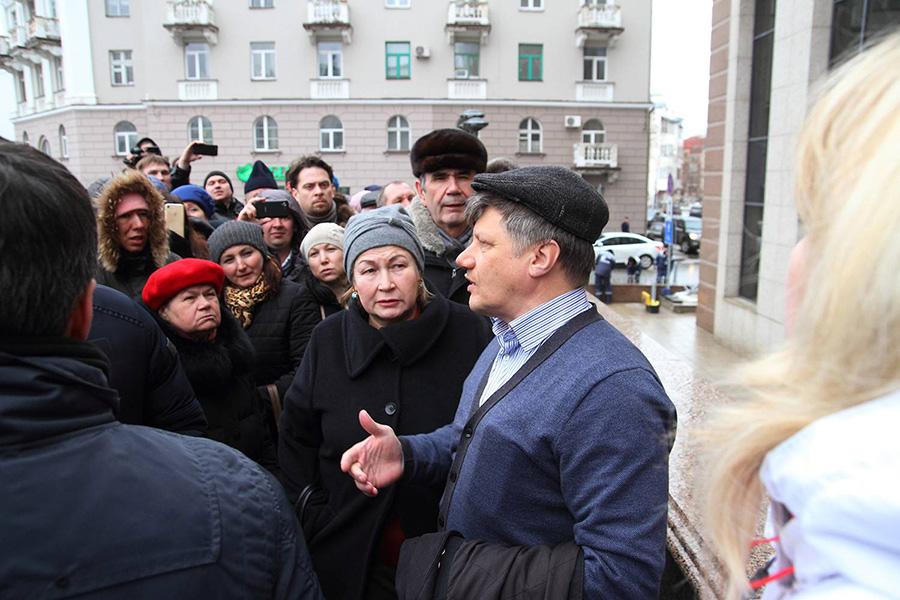 Фото:Михаил Захаров / «Казанский репортер»