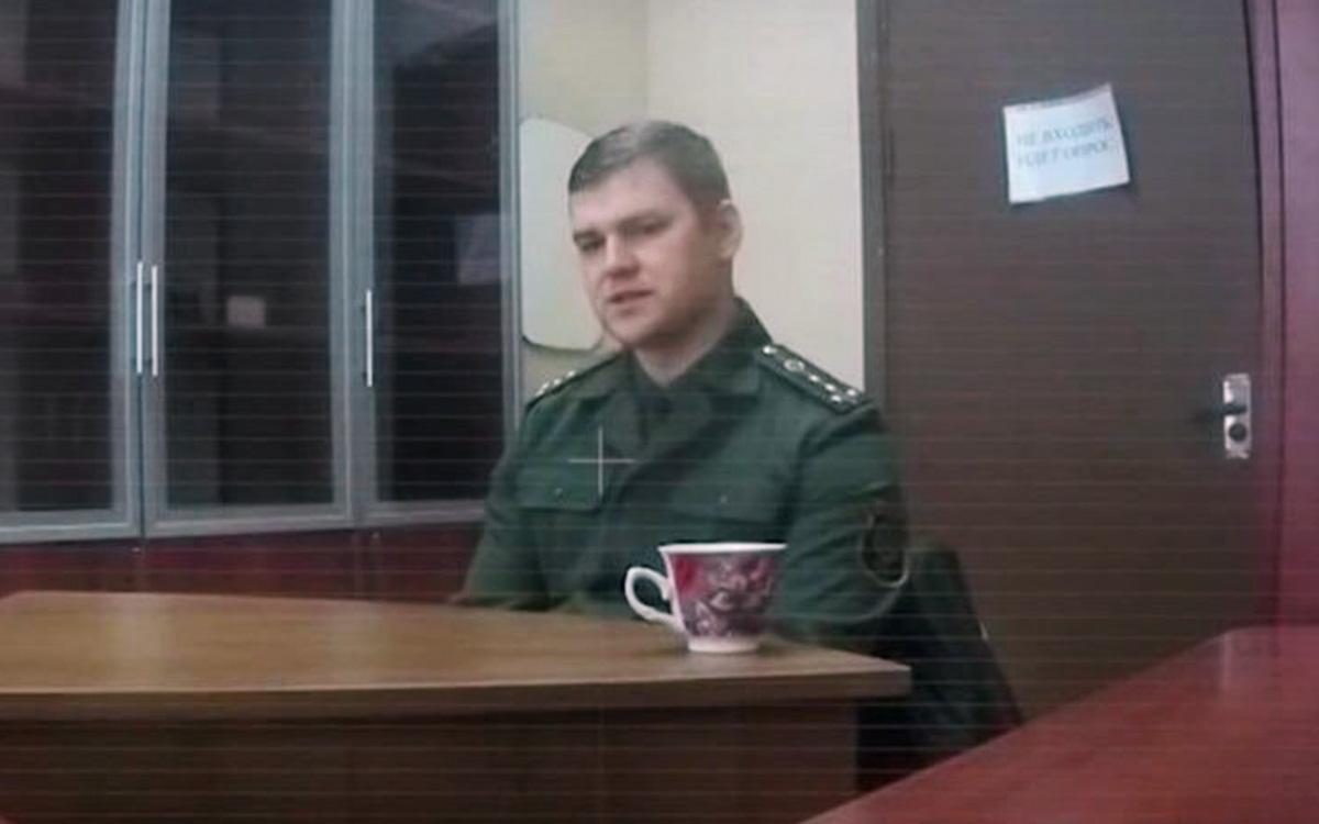В Белоруссии военнослужащего приговорили к 18 годам колонии за госизмену