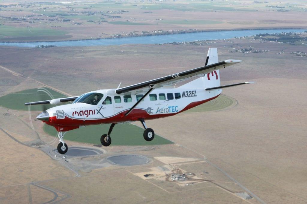 Разработчики рассчитывают, что когда электродвигатель Cessna Caravan 208B пройдет сертификацию, самолет сможет выполнять рейсы с полной загрузкой из девяти пассажиров
