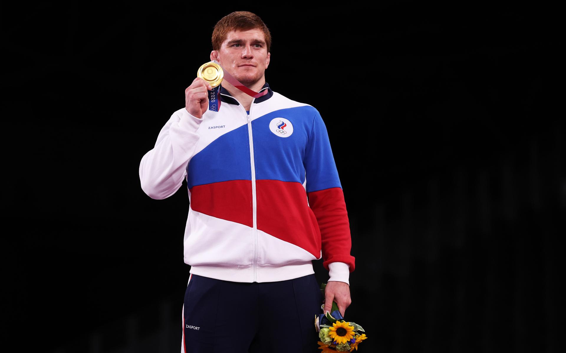 Фото: Муса Евлоев (Photo by Tom Pennington/Getty Images)