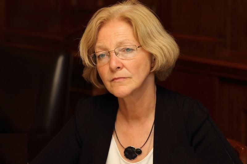Мария Островская, президент благотворительной организации «Перспективы»
