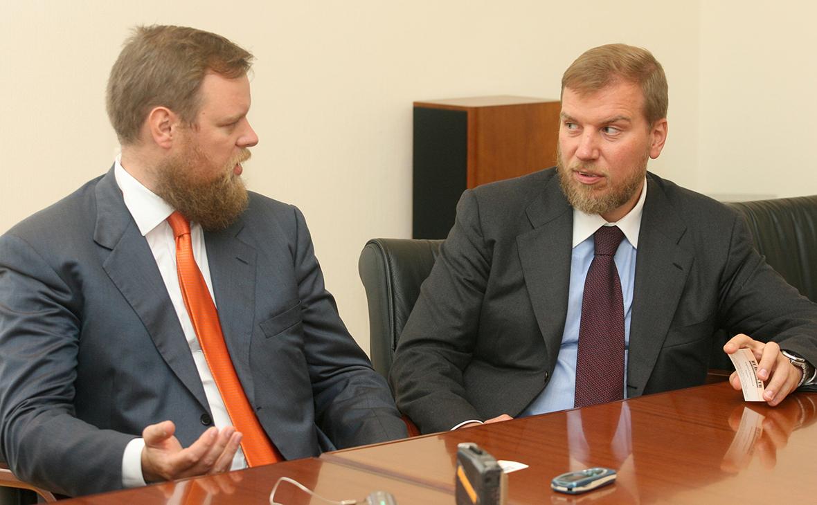 Дмитрий и Алексей Ананьевы