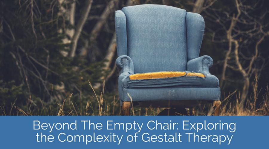 «Пустой стул»— одна из основных техник в гештальт-терапии. Описана Фредериком Пёрлзом