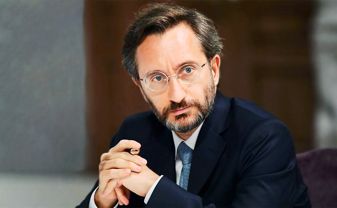 Фахреттин Алтун
