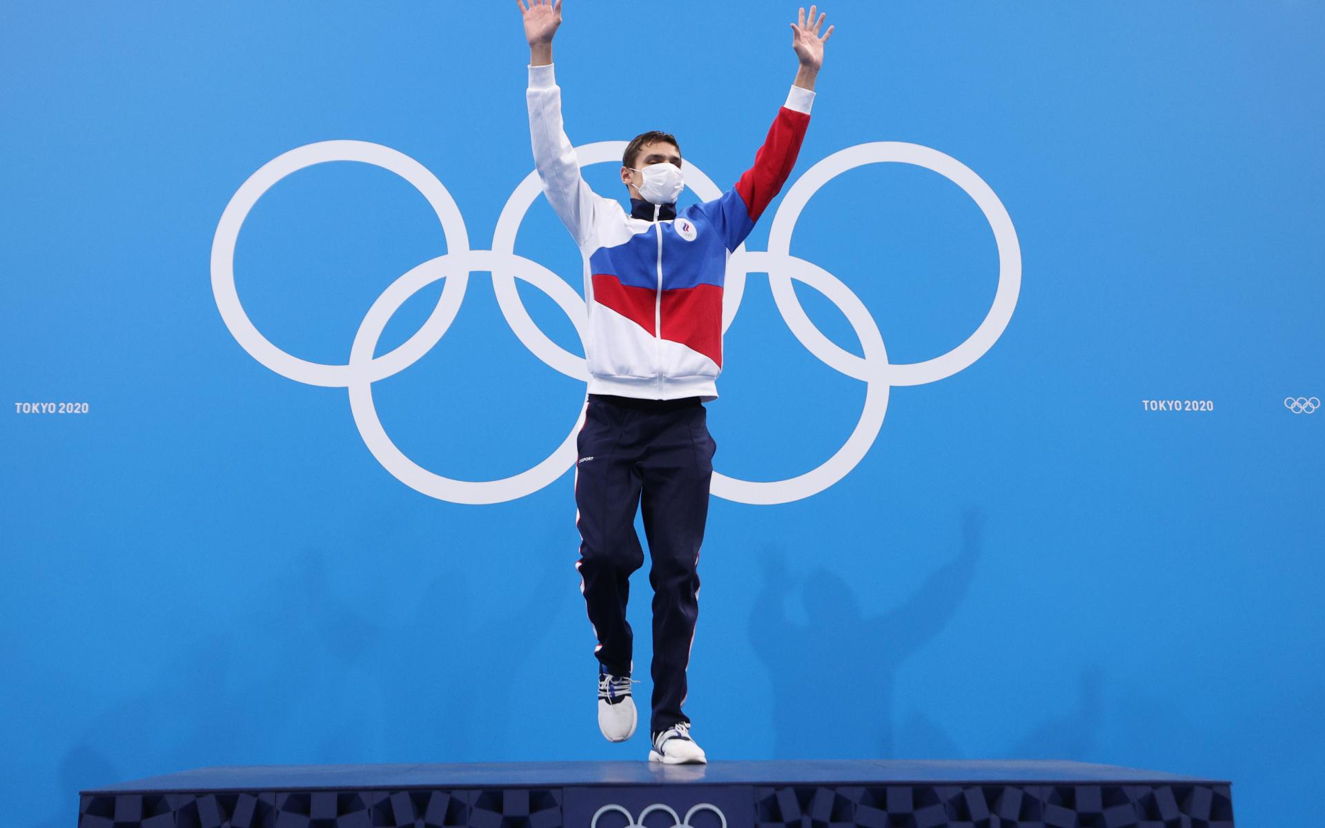 Фото: Пловец Евгений Рылов (Getty Images)