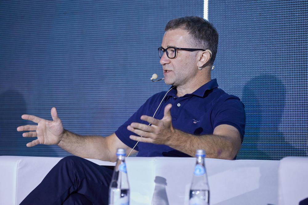 Олег Жеребцов, основатель и гендиректор фармацевтической компании Solopharm