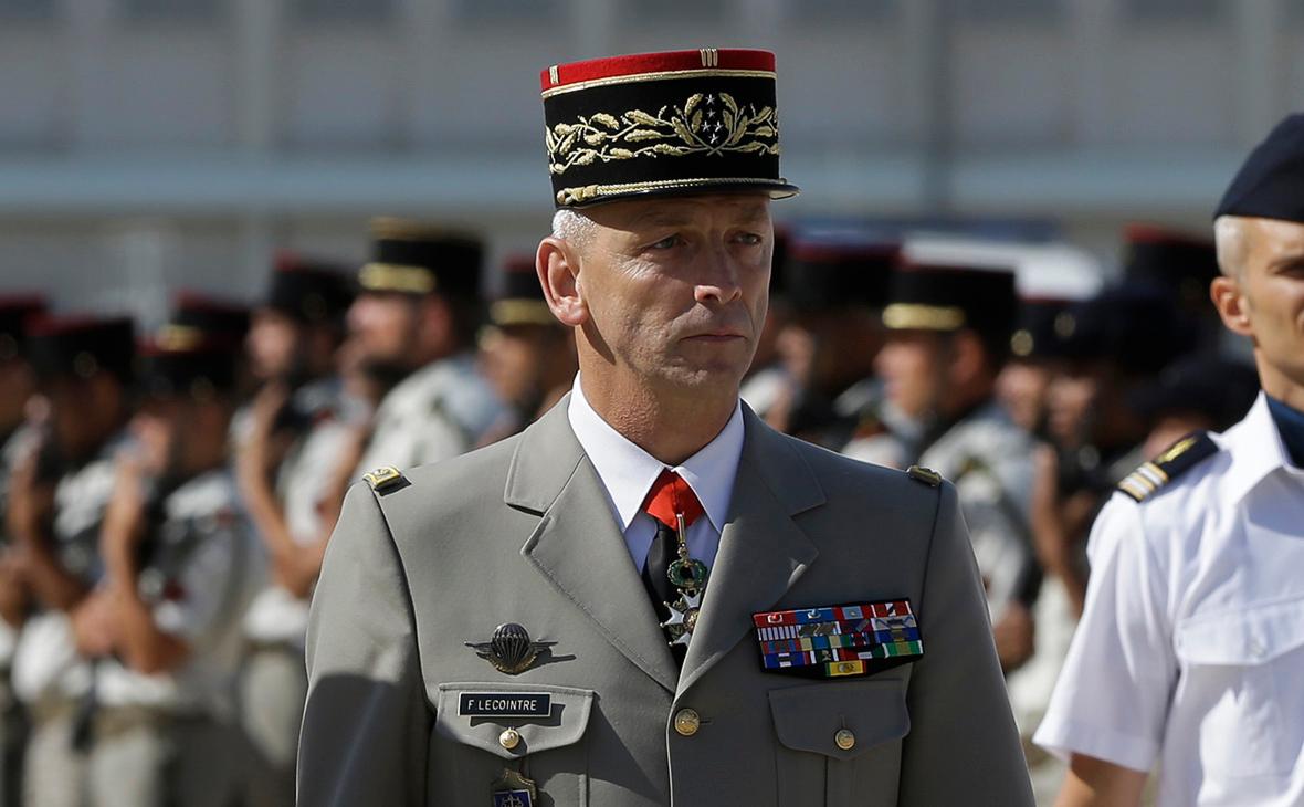 Франсуа Лекуантр
