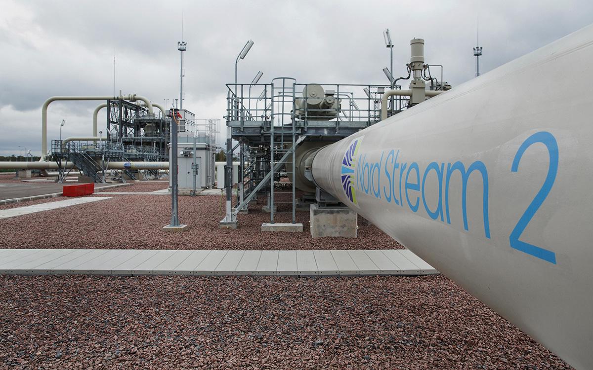 Фото:Николай Рютин / Nord Stream 2