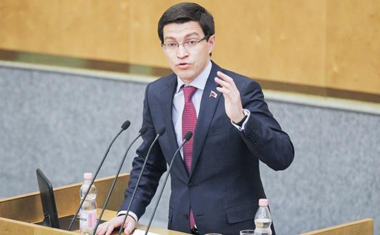 Депутата Госдумы от «Справедливой России» Михаил Сердюк