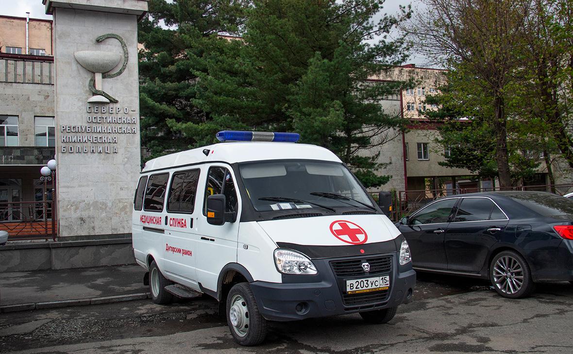 Фото: Ольга Смольская / РИА Новости