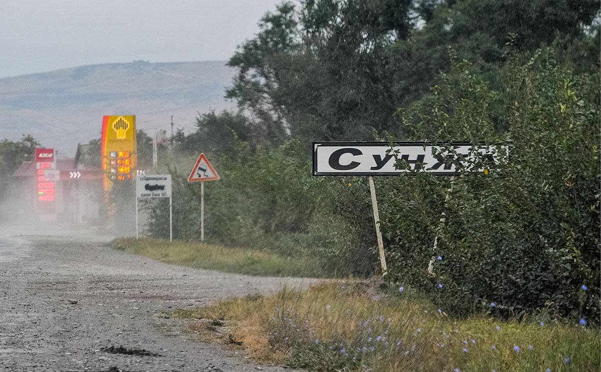 Фото:Саид Царнаев / ТАСС