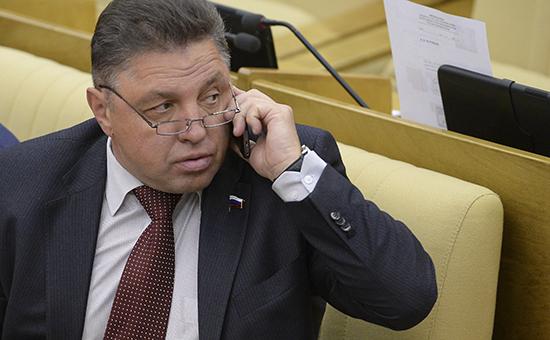Член комитета Государственной Думы РФ по федеративному устройству и вопросам местного самоуправления Вячеслав Тимченко