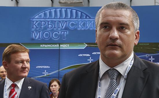 Глава Крыма назвал новую дату возможного начала работы энергомоста