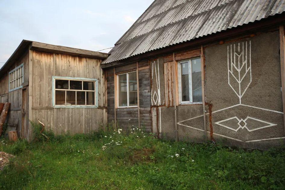 Дом староверов