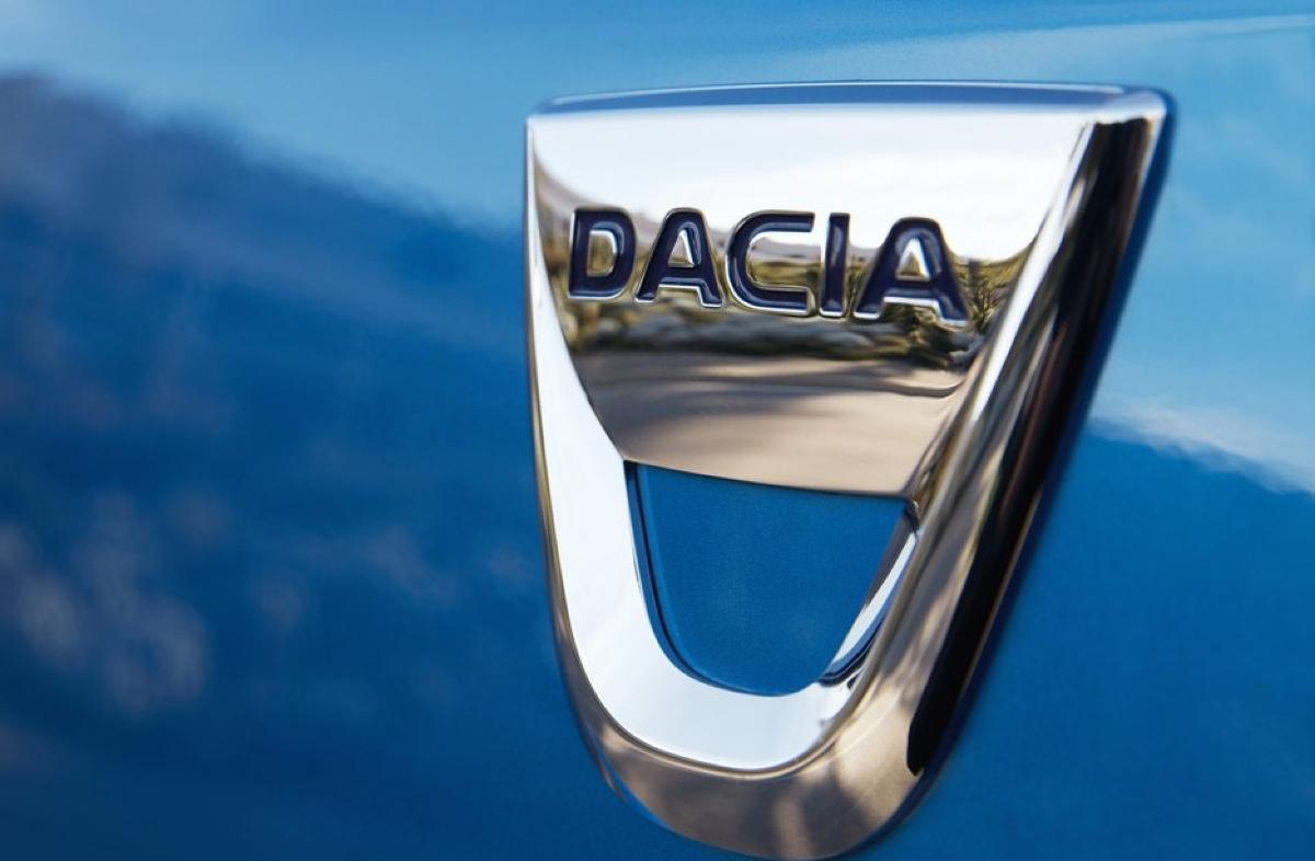 Нынешняя эмблема Dacia