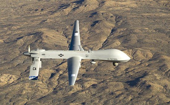 Беспилотник ВВС США MQ-1 Predator (архивное фото)