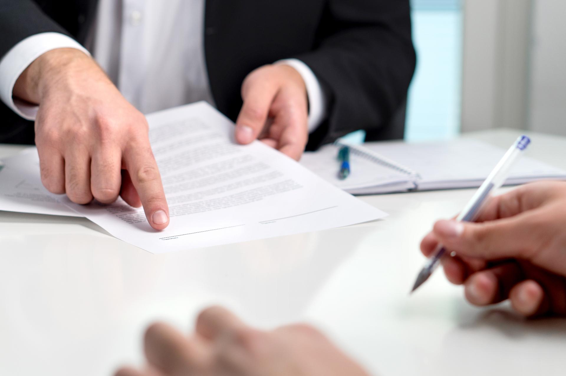 Существует несколько важных и обязательных условий в договоре найма