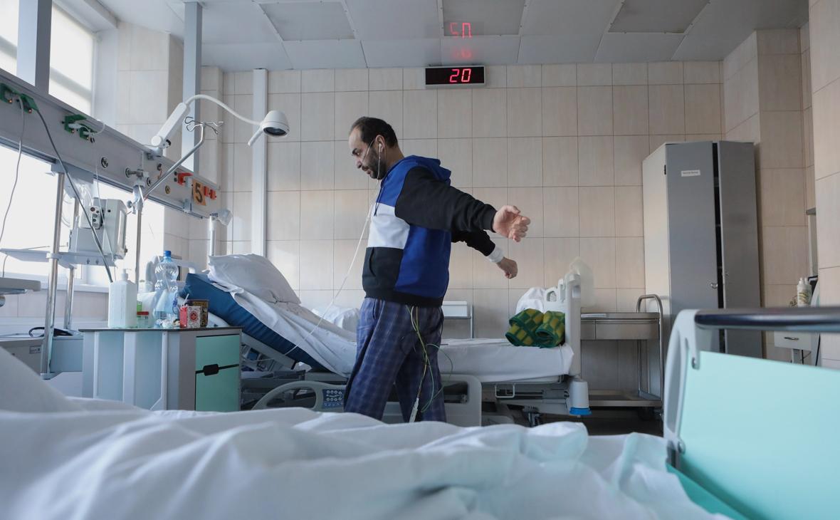 В Москве за сутки от коронавируса выздоровели 5,3 тыс. человек