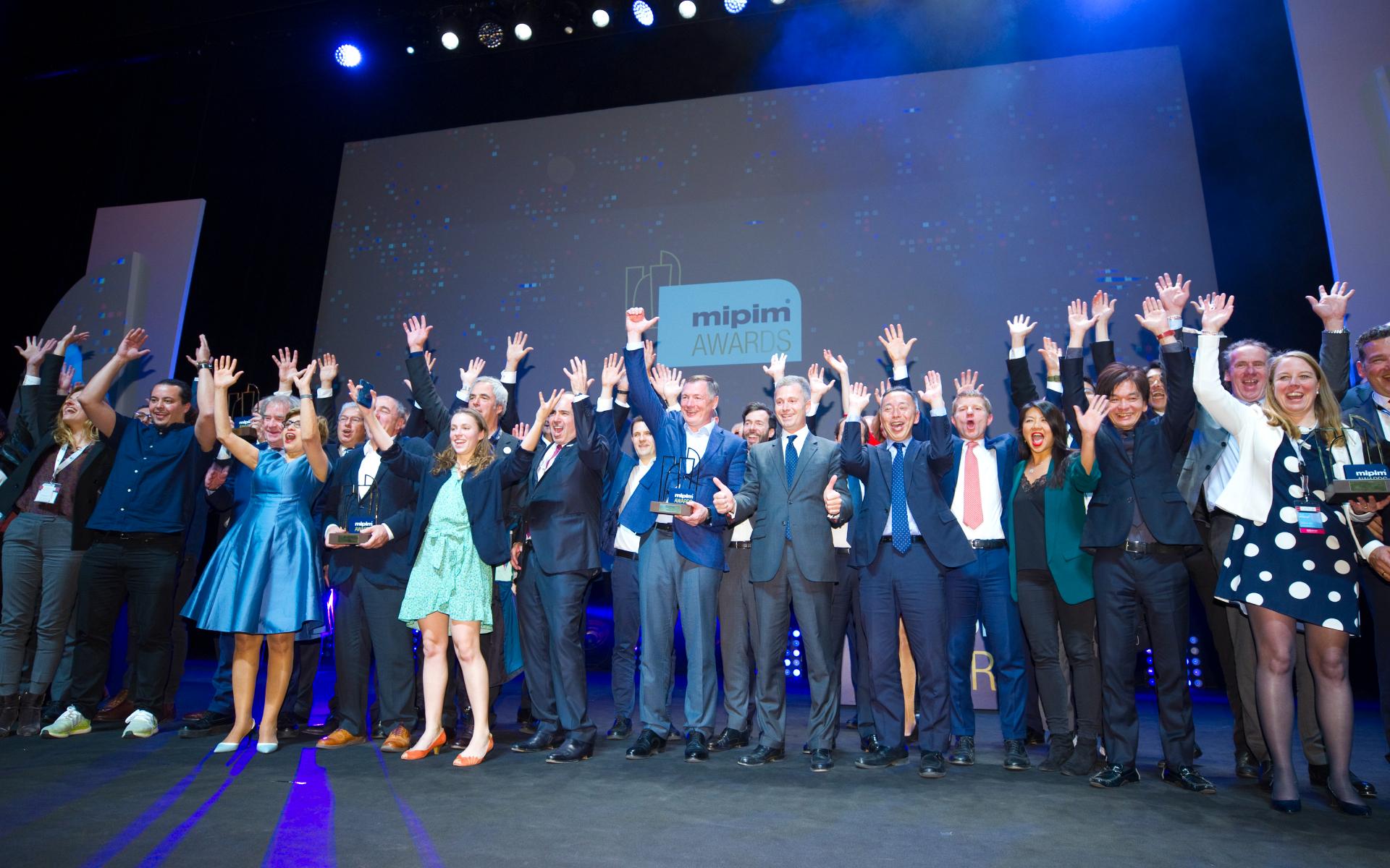 На церемонии награждения MIPIM Awards s 2019 году (в 2020 году торжественная церемония не проводилась из-за пандемии)