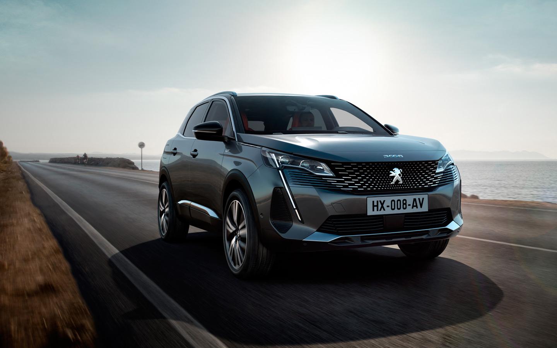 <p>Peugeot 3008</p>