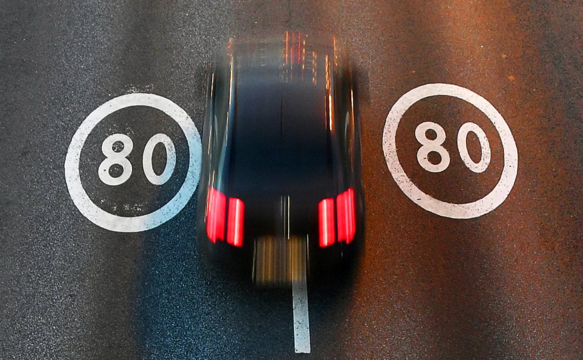 МВД и Минтранс обязали договориться о штрафах за превышение на 10 км/ч