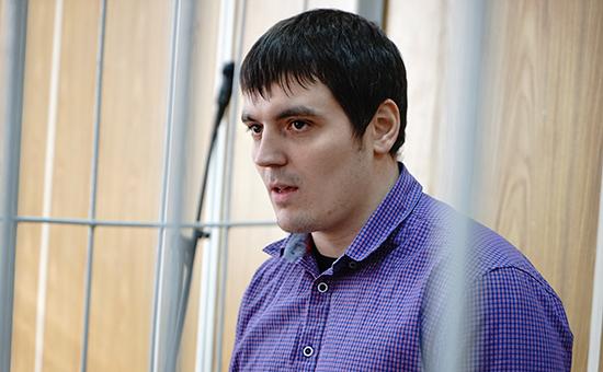 Арестованный журналист РБК Александр Соколов