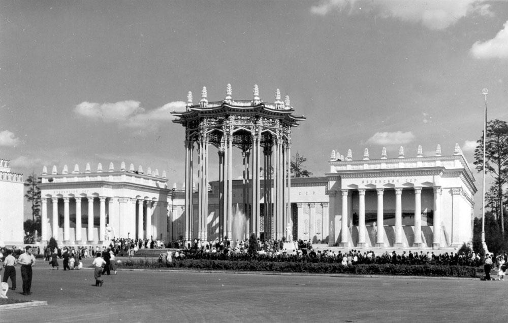 №66 Культура, ранее Узбекская ССР