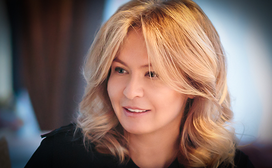 Совладелица производителя «ФрутоНяни» Ольга Белявцева