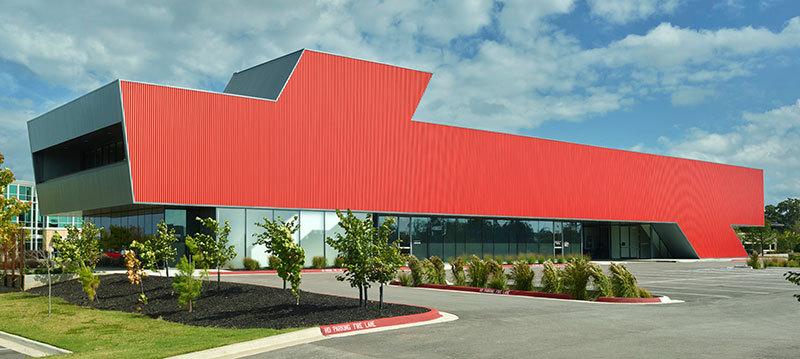 Номинация «Госпиталь/ Медицинский центр»   Название: клиника Харви Место: Арканзас Архитекторы: Marlon Blackwell Architects
