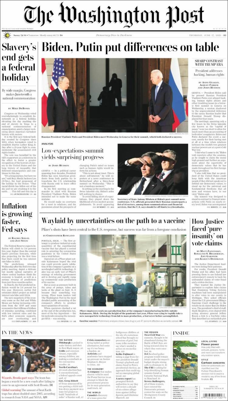 The Washington Post, США