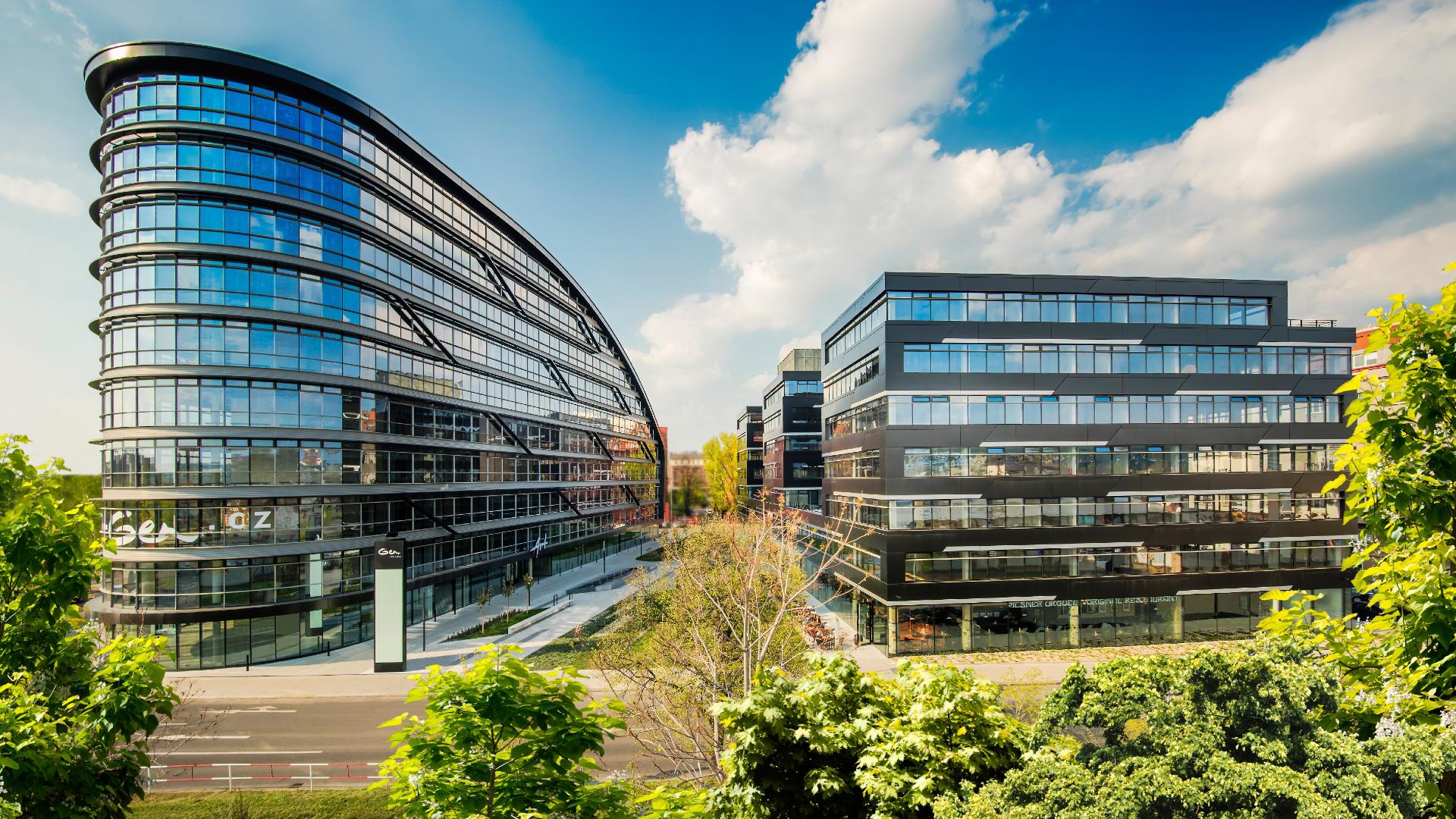 Бизнес-центр ArtGen в Праге компании PPF Real Estate