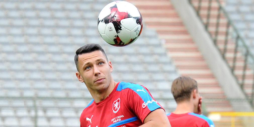 Марек Сухи («Базель»)  Центральный защитник. Четырехкратный чемпион Швейцарии, победитель конкурса на имя лучшего молодого игрока Чехии.