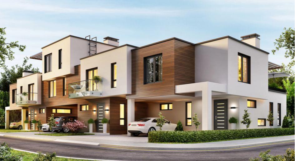 Пентхаус и таунхаус— два совершенно разных типа недвижимости