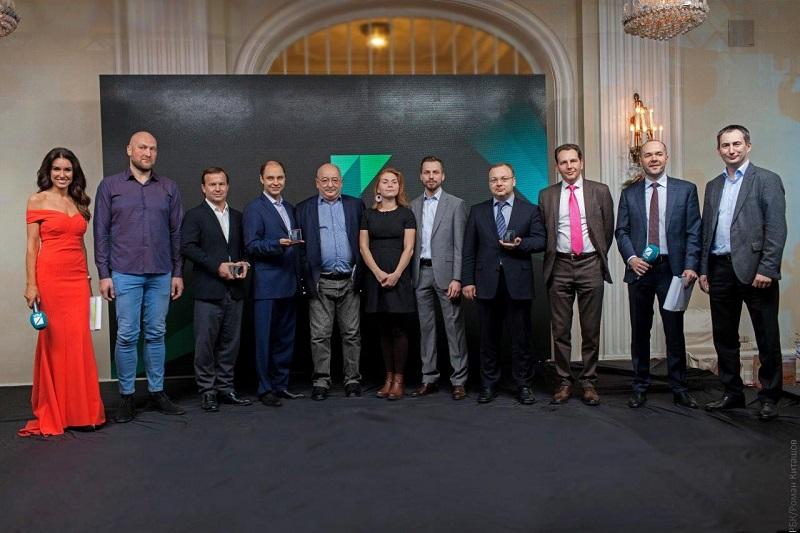 Победители премии РБК Петербург 2016