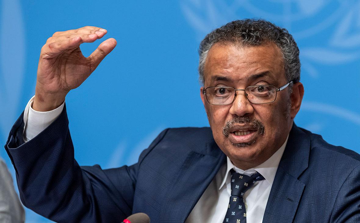 Глава ВОЗ объяснил опасность заявлений о пандемии коронавируса ...