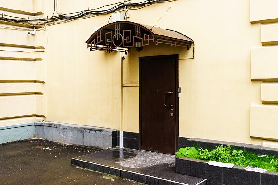 Офис на Большой Дорогомиловской улице