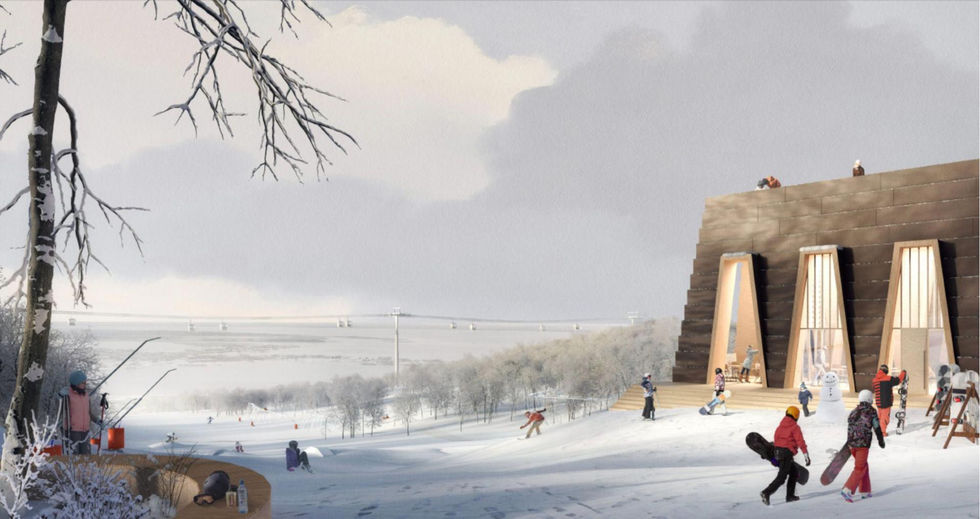 Парк Победы по проекту консорциума под руководством Citymakers