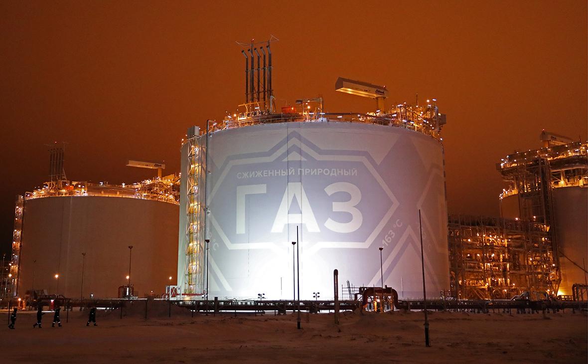 Завод «Ямал СПГ»