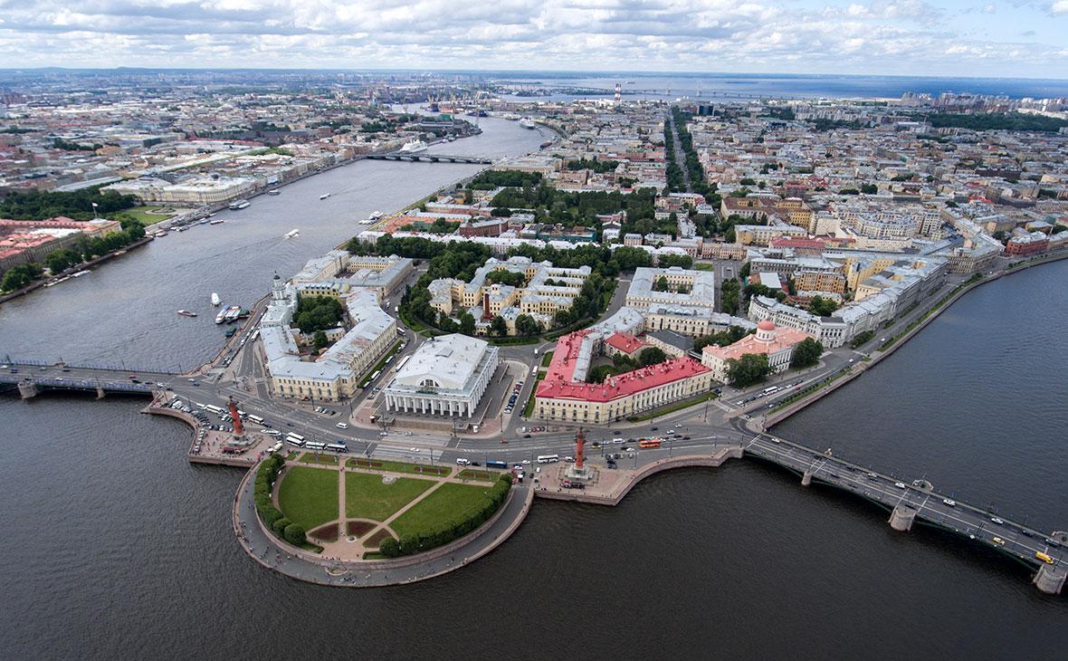 Васильевский остров, Санкт Петербург
