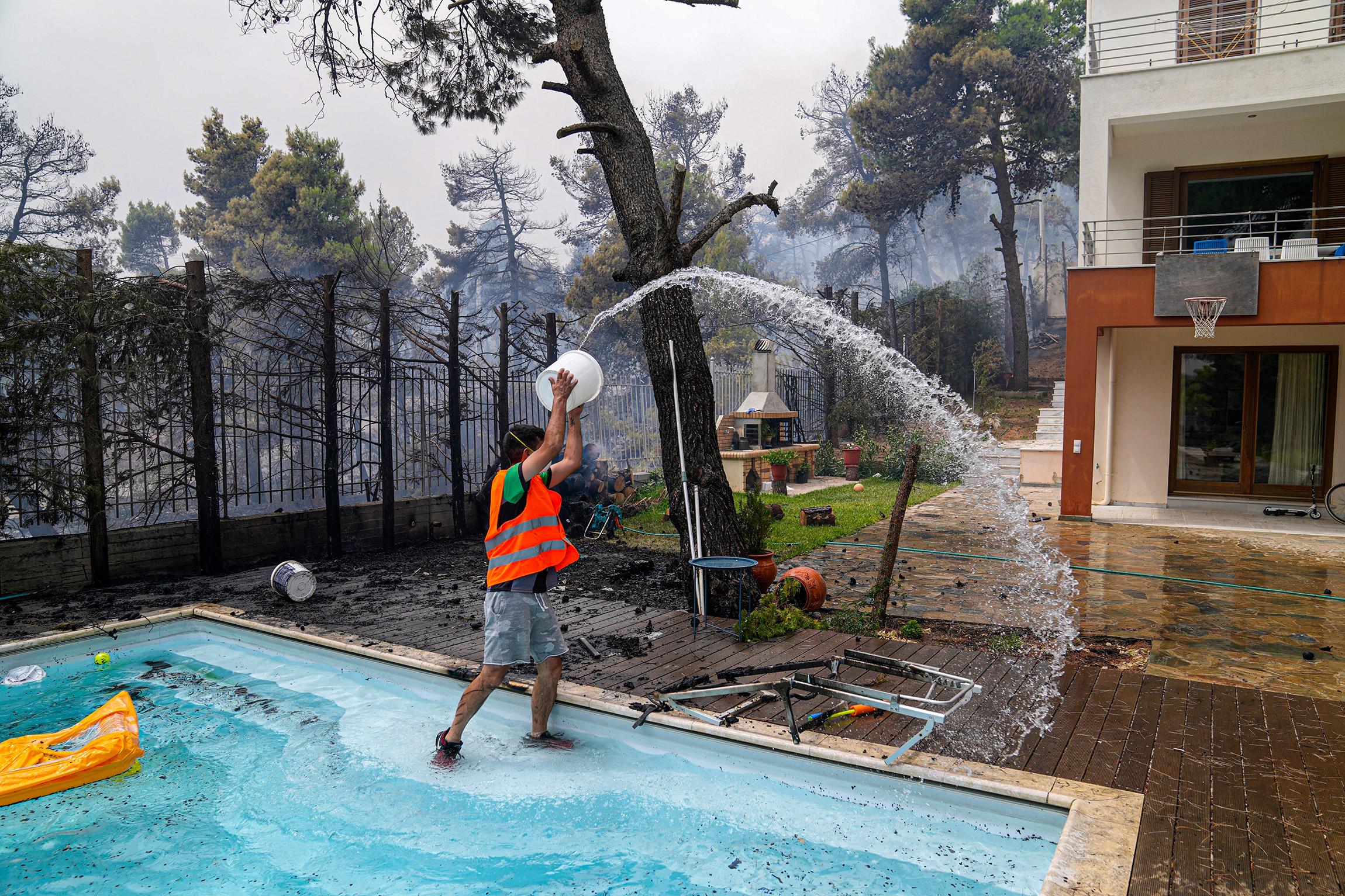 Новая норма: почему пожары как в Турции и Греции станут обычным явлением