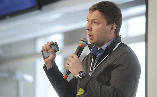 Основатель венчурного фонда Grishin Robotics Дмитрий Гришин