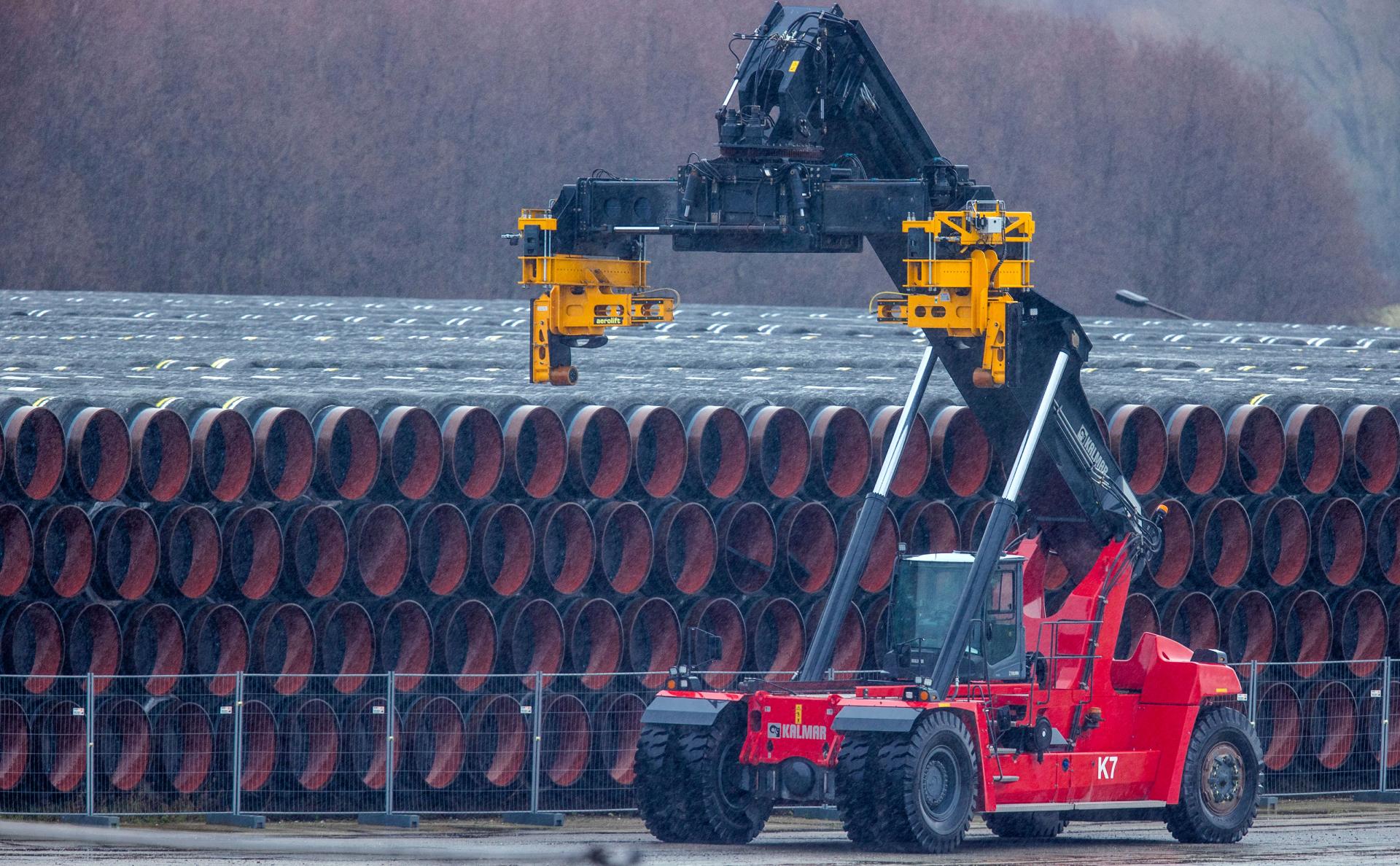 В Германии решили создать фонд для обхода санкций по Северному потоку-2