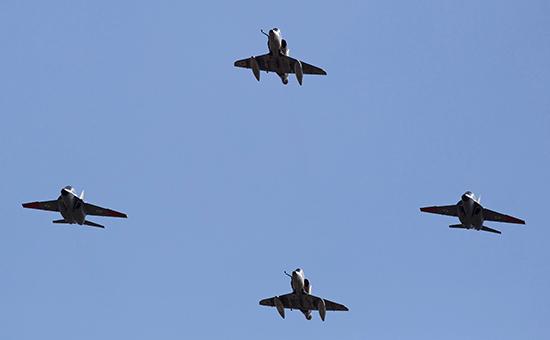 Самолеты ВВС Израиля (архивное фото)